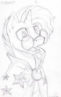 Sun Burst. by NothingSpecialx9