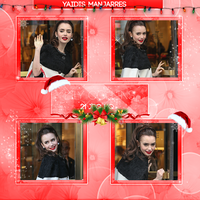 Lily Collins Photopack #2 by YaidiisManjarres