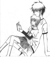 Reading by aipuri