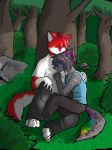 Stay close don't go by RedWolfXlll