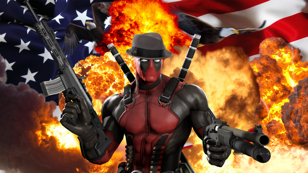 [SFM] AMERICA FUCK YEAH. by Epicfighter