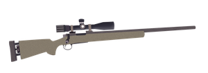 Peacemaker's Rifle by gork105