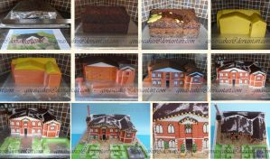 Lara's home Stages by ginas-cakes