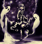 Ghost maiden by HonG-t