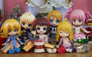 Christmas with the Cu-Poche by kixkillradio