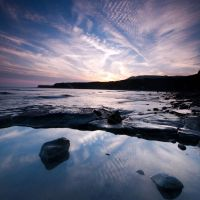 Kimmeridge Bay by Dave-Ellis