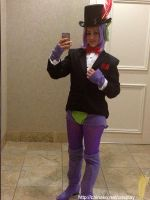 Spike Ready for the Gala by chinako
