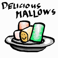 Delicious Mallows by Gwafu