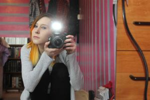 Messing Around With My New Camera 1 :D by CharlotteSilver