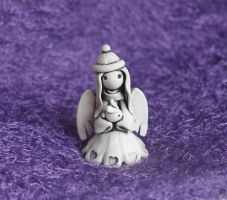 Little Winter Angel - 2 by vavaleff