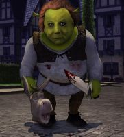 Shrek Myers by Pac0daTac0