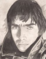 Liam Gallagher Portrait by Pheelip2010