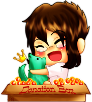 DONATION BOX PARTY by Tennessee11741