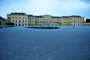 Schonbrunn Palace 1 by wildplaces