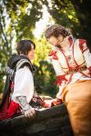 Assassin's Creed Cosplay - Ezio and Cristina by Andy-K