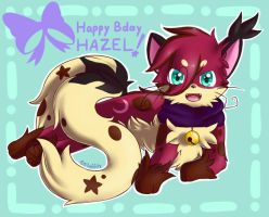 HAPPY BIRTHDAYYAYAYAYAWRHOEIHA by Fluffily
