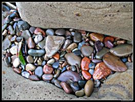 Rocks on the Rocks by EvaMcDermott