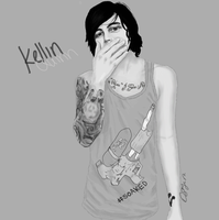 Kellin Quinn - Sleeping with Sirens finished! by Saikoku