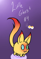 Little Ghost adoptable 4 .:CLOSED:. by Story-Story