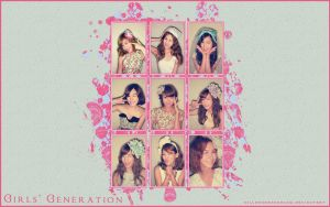 SNSD Wallpaper by KillerMarshmallow-x