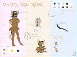 maito furry+feral - reef by mr-tiaa