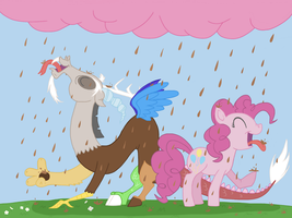 Chocolate (milk) rain by Shoo-In