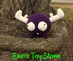 The Moose from Invader Zim by Skullcreator