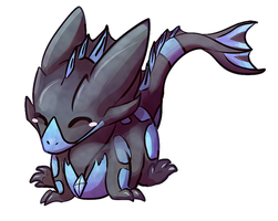 Day 10: Chibi Careodry by Taluns