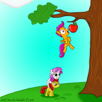Get That Apple [Colored] by dotRIM