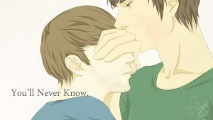 You'll Never Know by pbpiya