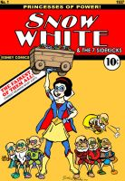Princesses of Power:Snow White by brodiehbrockie