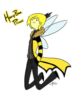 R3-HoneyBee Prince by FrostedSouls