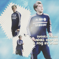 PNG Pack (48) Niall Horan by ZozeBo