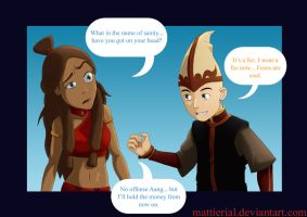 Avatar: Fezzes are Cool by Mattierial