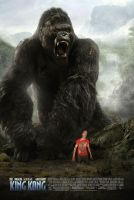 King Kong and me by BrawlerNiels