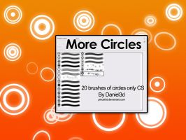 More Circles by pincel3d