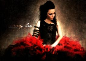 Amy Lee Wallpaper by IceQueen1186