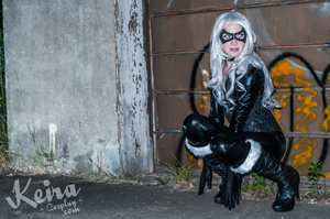 Black Cat Keira Cosplay by KeiraCosplay