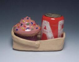 Pop Art Shakers by pedal