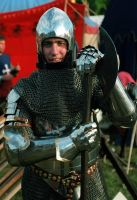 Knight by MarkGreenmantle