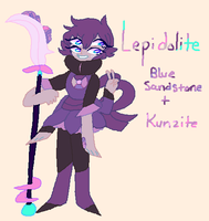 lepidolite by gemsoil