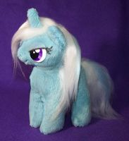 Little Trixie Plushie by Voodoo-Tiki