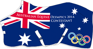 AUSe-Olympics Contestant Blanket by Tigra1988