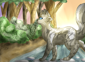 have a silverstream by Stairlight-1200