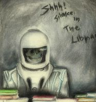 Silence In The Library by Killing4Revenge