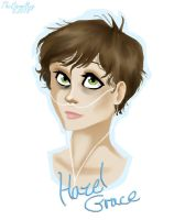 Hazel Grace by TheCarmiBug