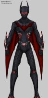 Batman Beyond by Deems