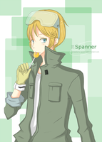 Spanner by strawberry-queen1