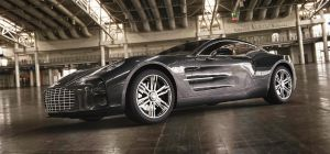 Aston Martin One-77 by TheImNobody