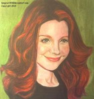 Darby Stanchfield   ~Abby Whelan from Scandal by lemgras330